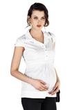 Рубашка для беременных 01314 розовый