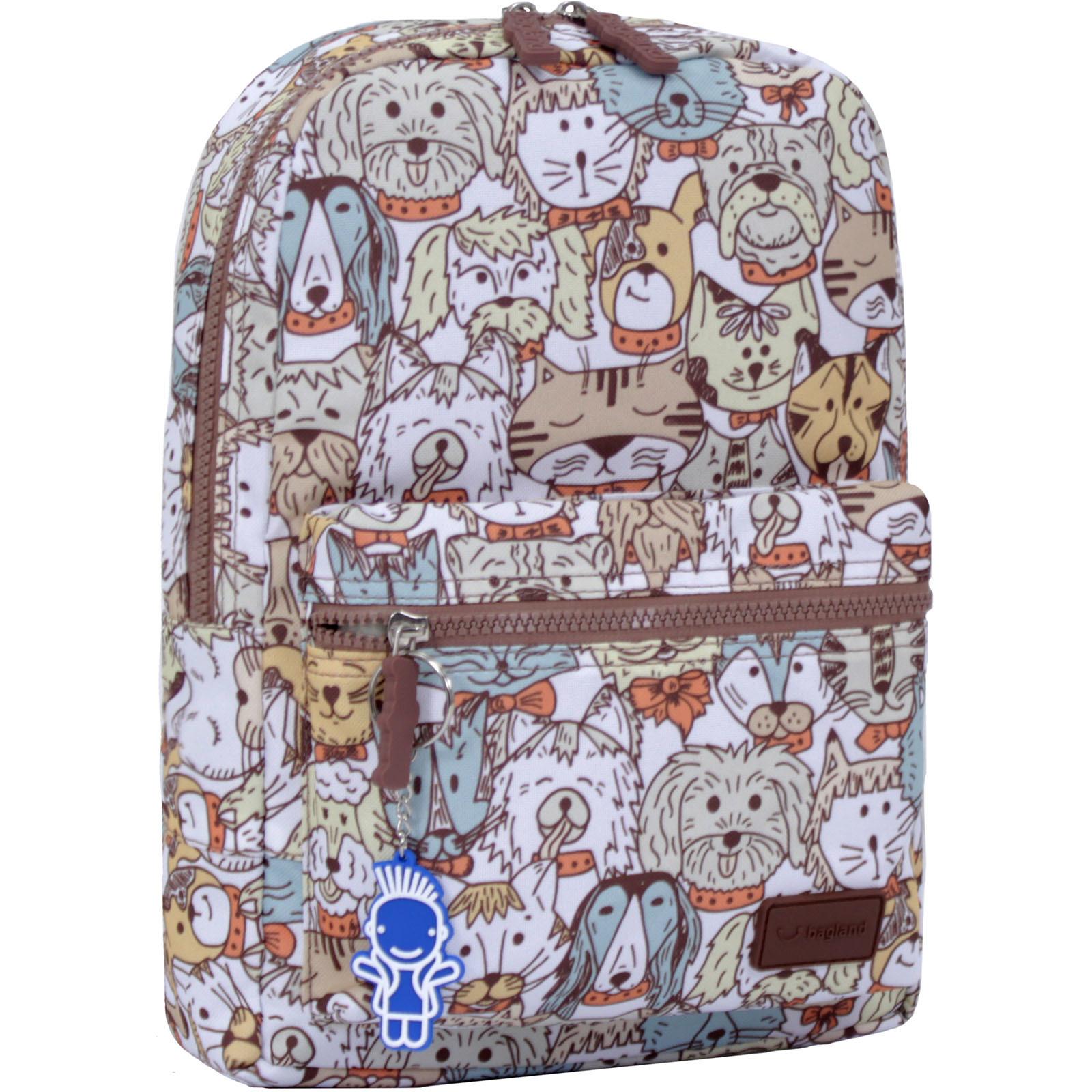 Детские рюкзаки Рюкзак Bagland Молодежный mini 8 л. сублимация 176 (00508664) IMG_0851_арт.176_.jpg