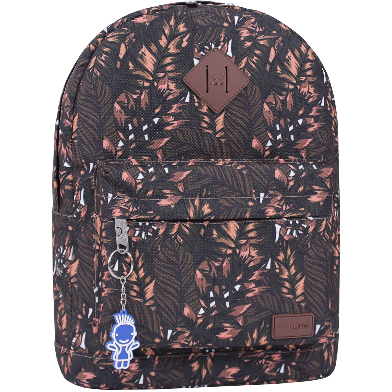 Городские рюкзаки Рюкзак Bagland Молодежный 17 л. сублимация 475 (00533664) IMG_9441_суб.475_.JPG