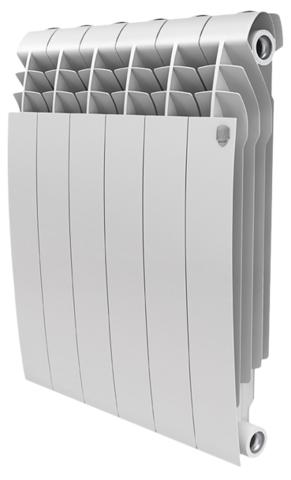 Радиатор Royal Thermo Biliner alum 500 - 10 секций