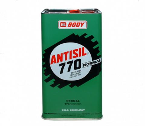 Body 770 Antisil-очиститель силикона 5л