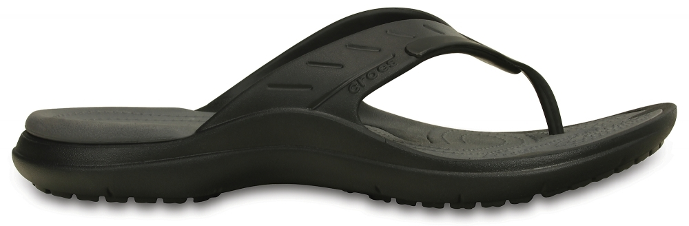 Шлепанцы Crocs MODI Sport Flip Black / Graphite