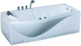 Гидромассажная ванна Gemy G9010 B R 173х83