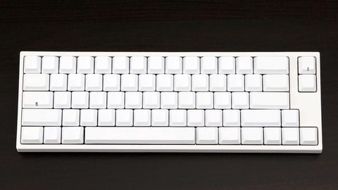 Leopold FC660M Blank White