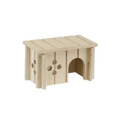 Деревянный домик для мелких животных, Ferplast SIN 4642