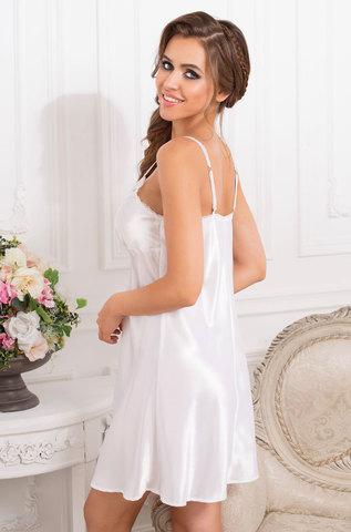 Сорочка женская  MIA-MIA Lady in white Леди в белом 17251