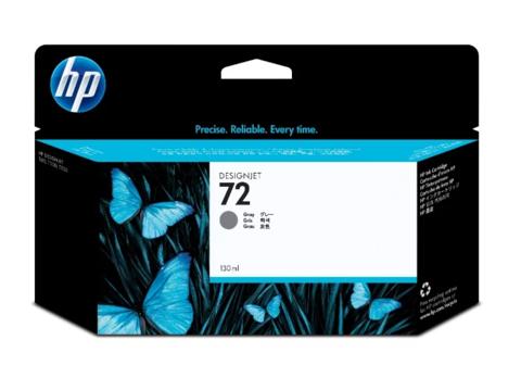 Картридж струйный HP C9374A (№72), серый
