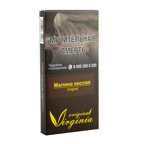 Табак Virginia Original Малина Кислая 50 г