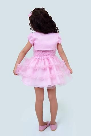 Платье детское + болеро (артикул 1Н56-3)