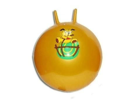 Мяч - прыгун с ушками. Диаметр - 65 см: C 065 Н
