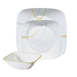 Набор посуды Modern Lines 12 пр, артикул 1118162, производитель - Corelle