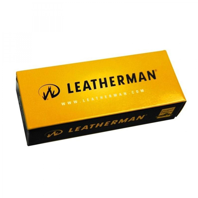 Мультитул Leatherman Leap, 12 функций, красный