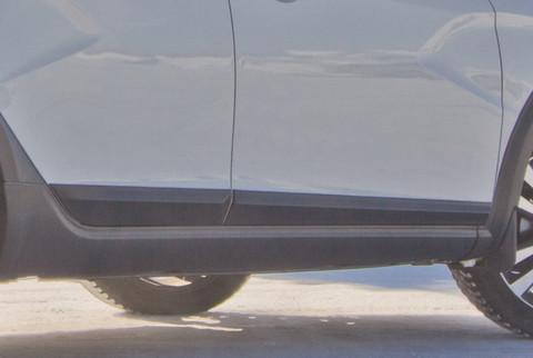 Молдинги на двери Lada Vesta Sedan и SW