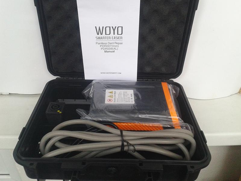 WOYO PDR 007 комплектация