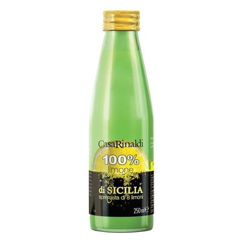 Сок Casa Rinaldi лимонный 250 мл