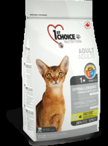 Hypoallergenic - беззерновой корм для взрослых кошек