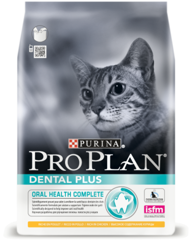 Purina PRO PLAN Dental Plus 1,5 кг