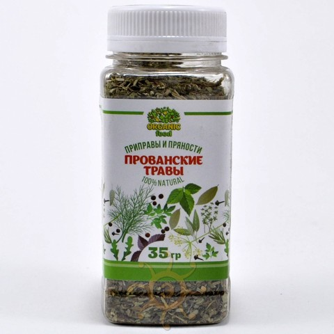 Прованские травы Organic Food, 35г