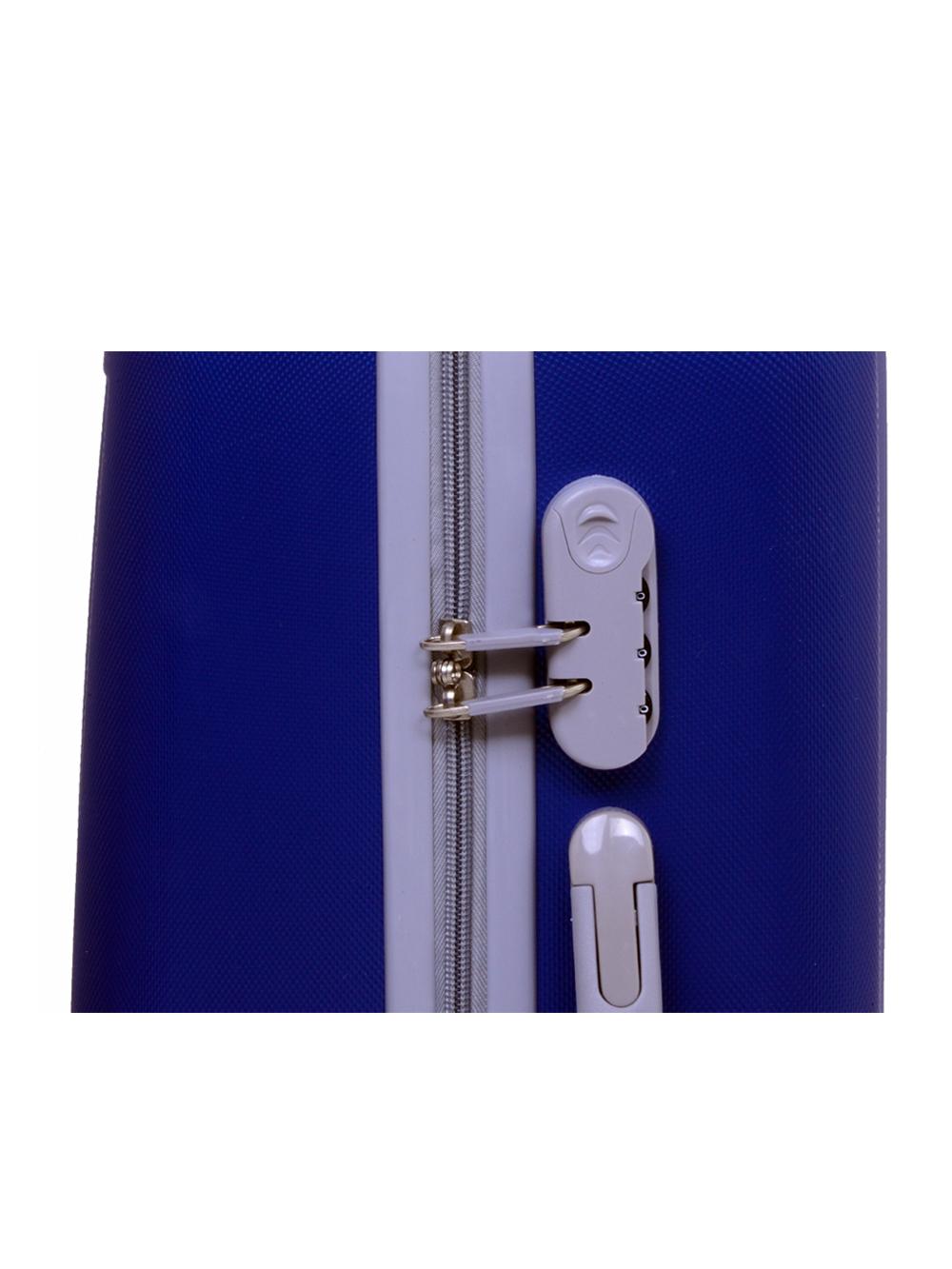Чемодан Ananda APL-833 Темно-синий (S+)