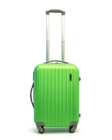 Чемодан Ananda APL-833 Зеленый (S+)