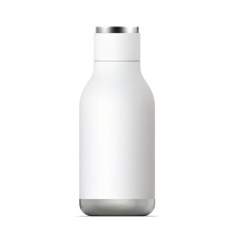Термос-бутылка Asobu Urban (0,46 литра), белая