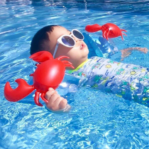Плавание должно быть безопасным