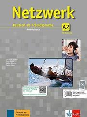 Netzwerk A2  Arbeitsbuch + -CDs