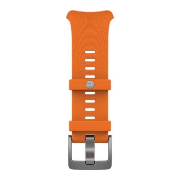 Ремешок для Polar Vantage V Orange (S) с пряжкой