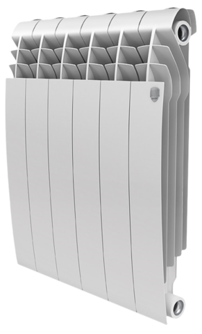 Радиатор Royal Thermo Biliner alum 500 - 8 секций