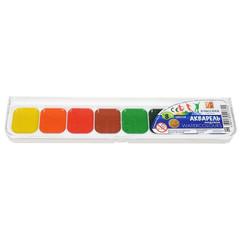 Акварельные краски Луч Классика медовые 8 цветов