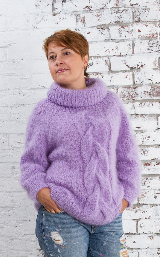 GIGI Sweater Fashionbox by Rodina Yarns