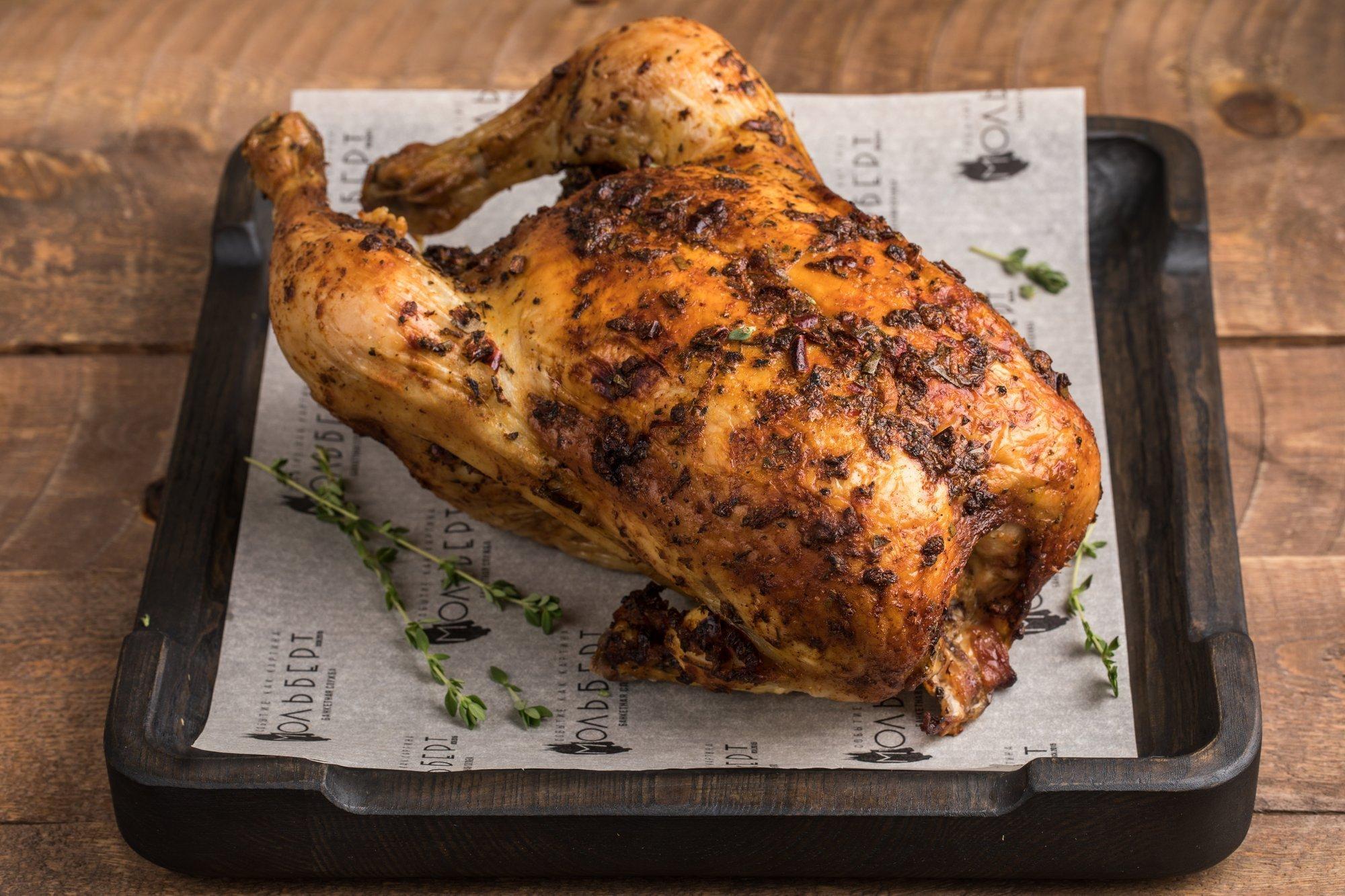 Курица гриль Пикантная