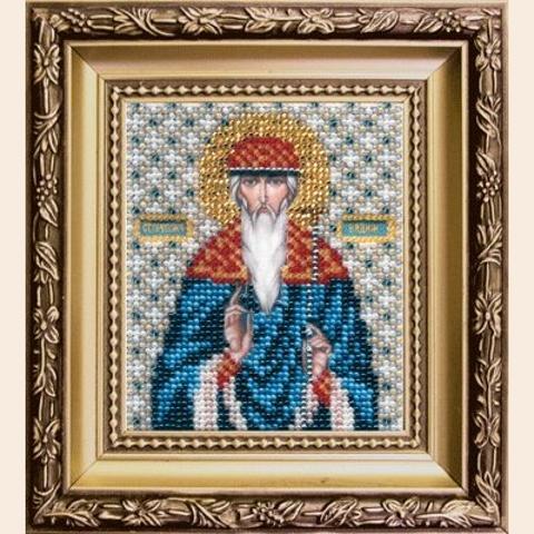 Б-1141 Икона святого преподобномученика Вадима