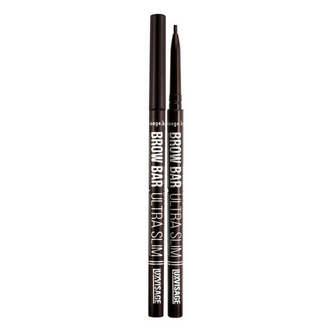 LuxVisage Brow Bar ultra slim Механический карандаш для бровей тон 306 (Espresso)