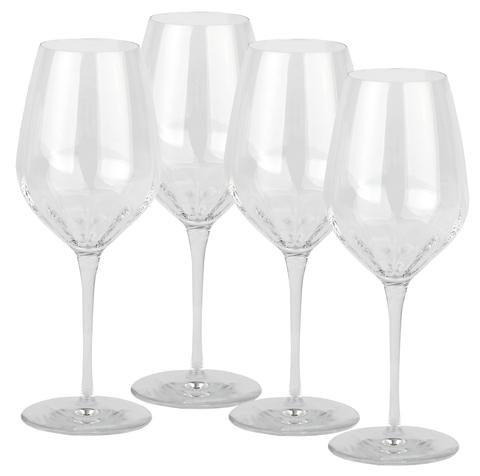 Набор из 4 бокалов для вина INCONTRI, 430 мл
