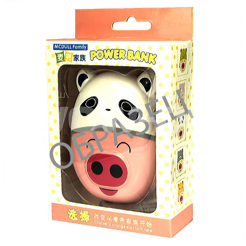 Power Bank Mcdull  12000mAh оптом