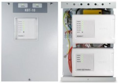 Комплект измерения температуры и влажности КВТ-10