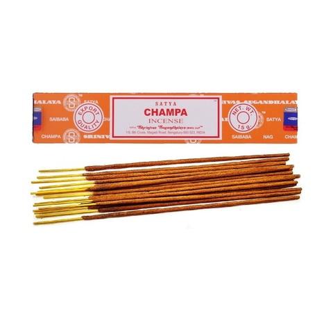 Индийские палочки Satya Champa