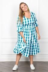 Платье MT1123 green