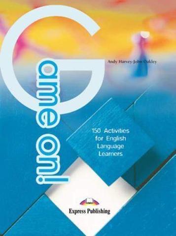 Game On. 150 игр для изучающих английский язык.