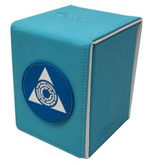 Ultra Pro - Кожаная коробочка Azorius (100 карт)