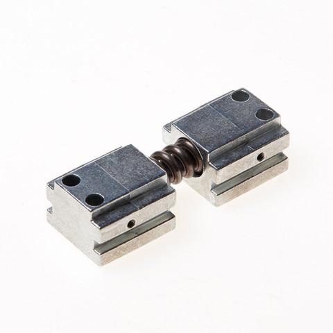Амортизатор открывания А153 для скользящих каналов G143, G195, G893 ASSA ABLOY
