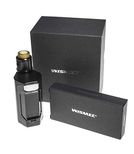Wismec: Набор LUXOTIC DF + Guillotine V2 фото #6