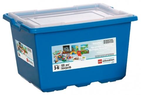 LEGO Education: Моя первая история. Базовый набор 45005 — StoryTales Set with Storage — Лего Образование