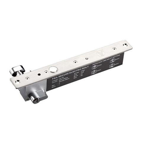 YB-600A(LED) Электроригельный замок cо световой индикацией и ключевым цилиндром YLI ELECTRONIC