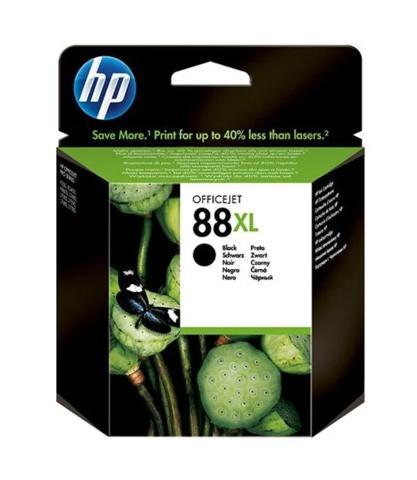 Картридж струйный HP C9396A (№88XL), черный