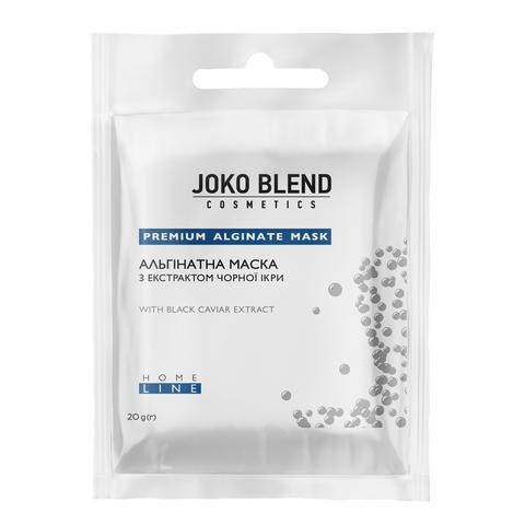 Альгинатная маска с экстрактом черной икры Joko Blend 20 г (1)