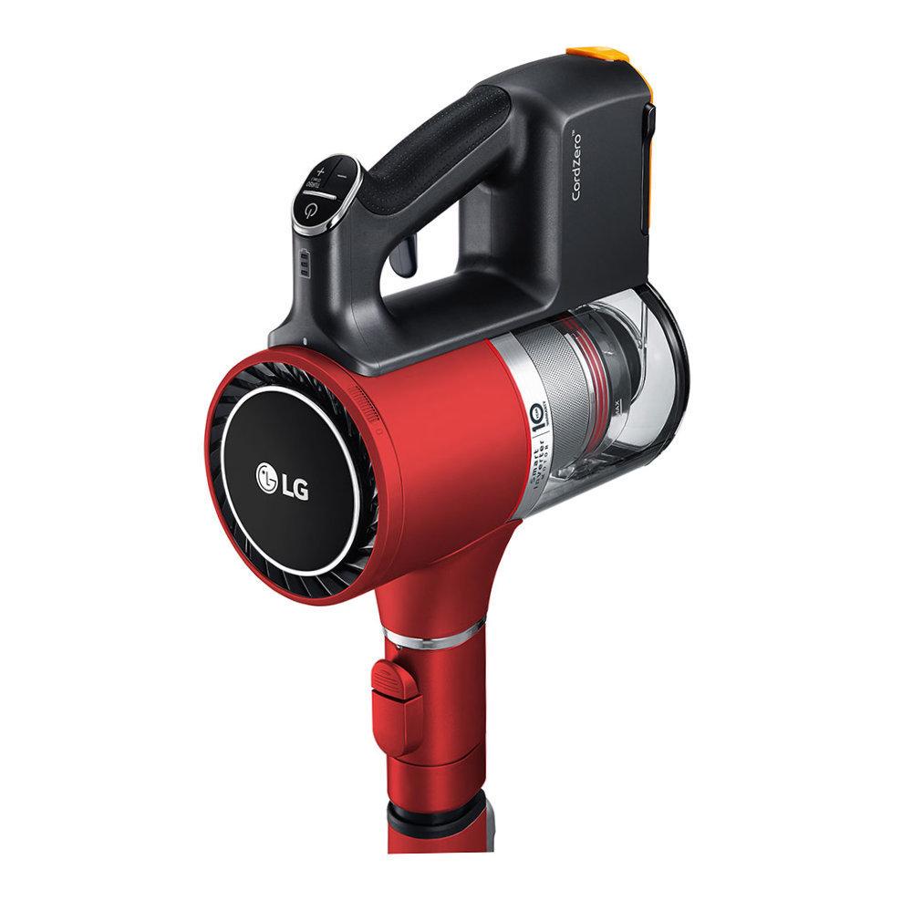 Беспроводной вертикальный пылесос LG CordZero A9ESSENTIAL фото 3