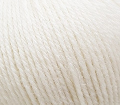 Пряжа Gazzal Baby Alpaca молоко 46001