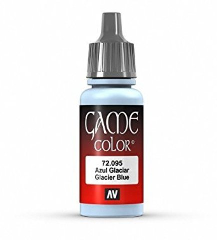 Game Color Glacier Blue 17 ml.
